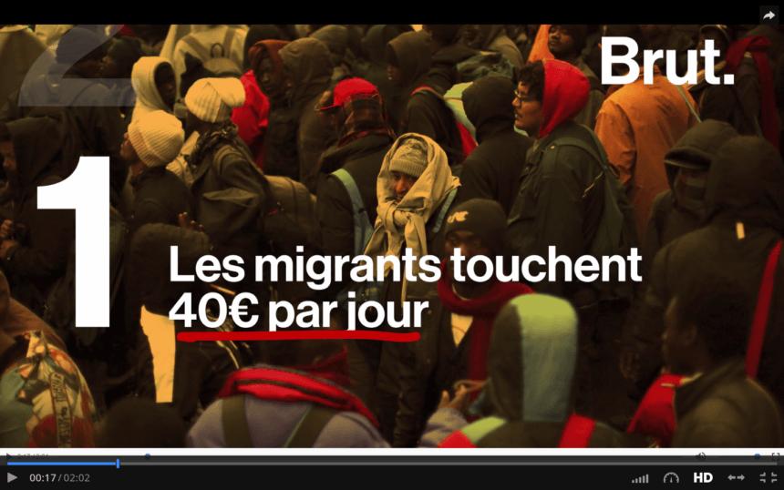 Intox sur les migrants