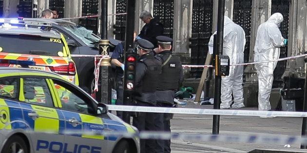 Attentat Londres