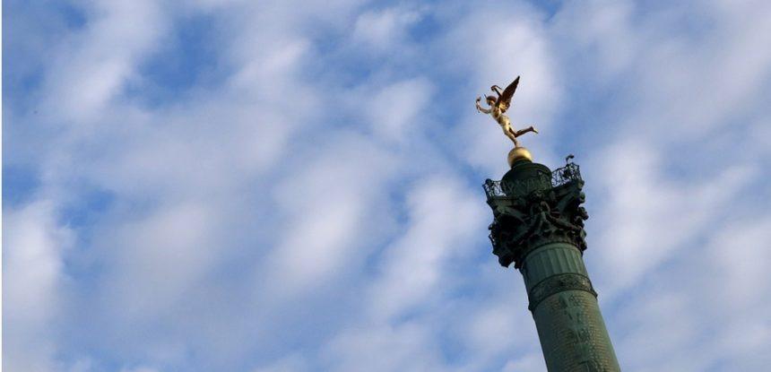 Le génie de la Bastille (Jacques Demarthon/AFP)