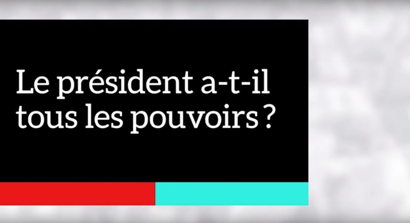 Quels sont les pouvoirs du président de la République?