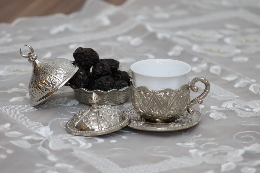 Ramadan Eat Turkish Mocha Drink Iftar Dates Islam