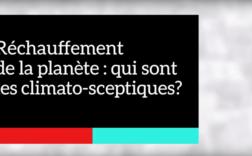 Climato sceptique climat réchauffement climatique COP21 Accords de Paris Trump