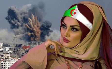 Palestine Israël wonder woman parodie juif sioniste