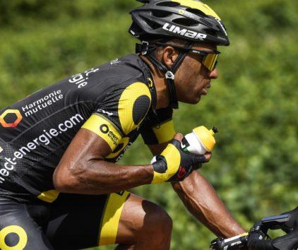 «Oui, on m'a traité de négro», Yohann Gène évoque le racisme dans le monde du cyclisme