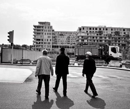Areski, Roger, Georges, Mohamed  et les autres : la mémoire de l'usine Renault