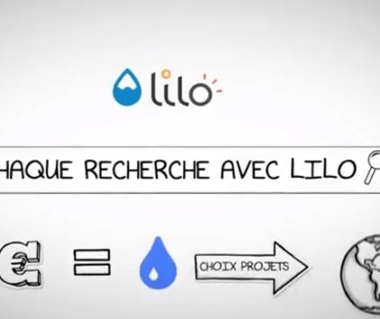 #EFJ Lilo, le moteur de recherches qui ruisselle