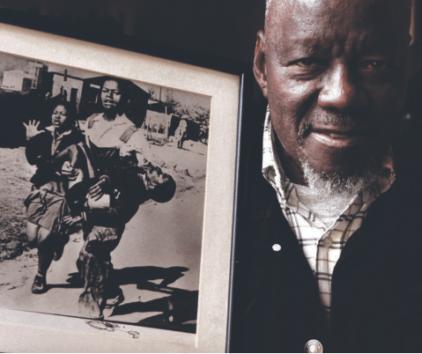 Mort du photographe Sam Nzima, icône de Soweto