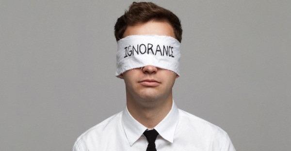 ignorance et théories du complot