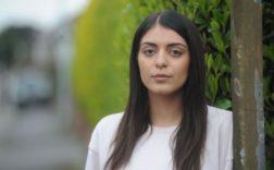 Safia Sidki a été victime le week-end dernier de racisme alors qu'elle commandait une pizza. /Ph. Simon Renilson.