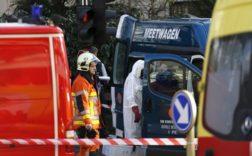 Le Marocain a été transporté à l'hôpital, dans un état critique, après avoir subi des brûlures graves touchant plus de 35 % de son corps. / Ph. Francois Lenoir - Reuters