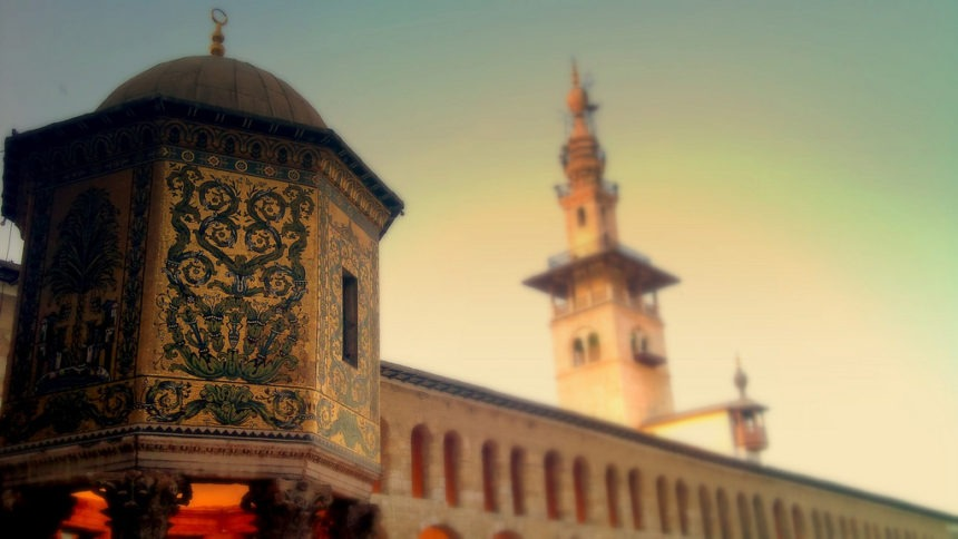 "Ali Almazawi Suivre Omayed Mosque ""bait almal"""