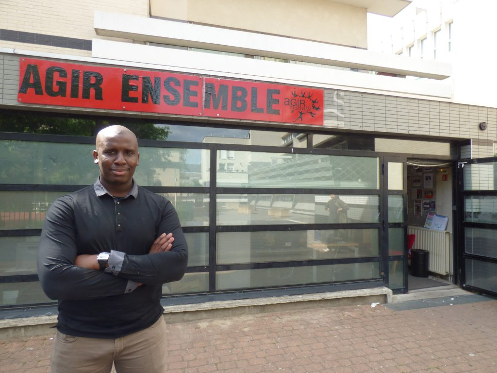 Agir Ensemble Idriss Niang Drancy