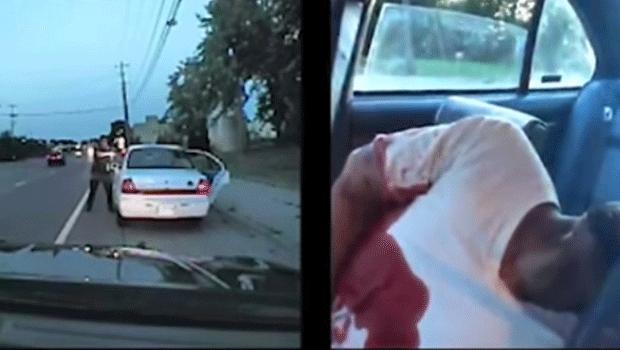 police du Minnesota montre la scène entre l'officier Jeronimo Yanez et Philando Castile