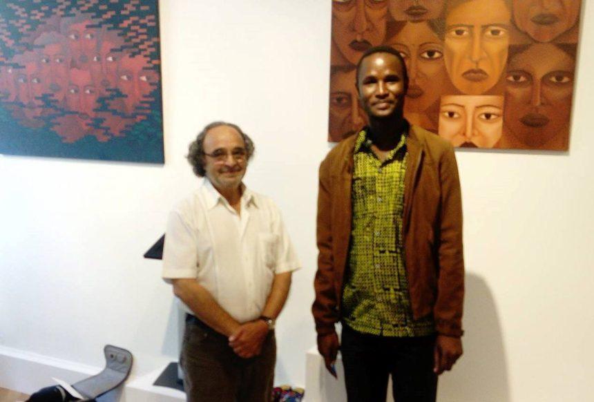 fondamentalisme femme art engagé fawzi brachemi artiste vernissage