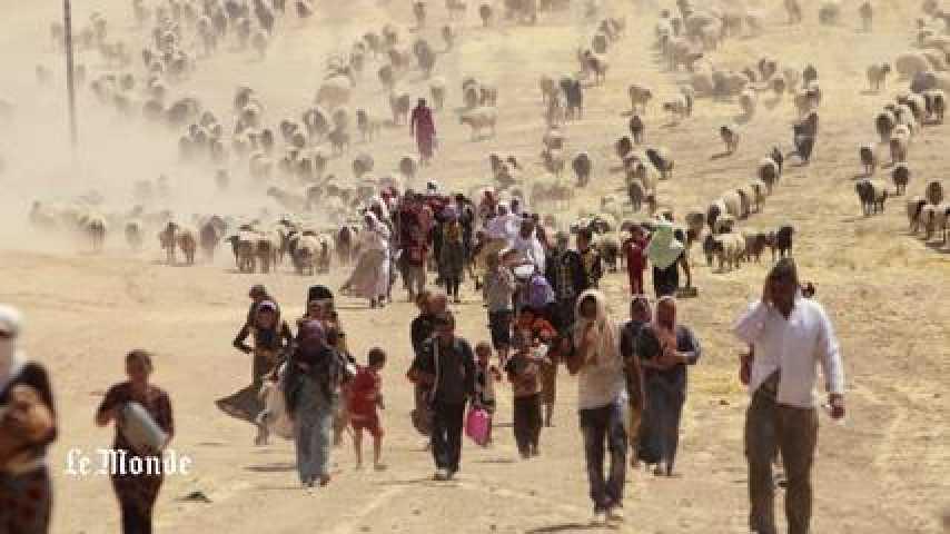 réfugiés Irak