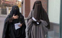 Niqab burqa voile islamique CEDH Europe France laïcité