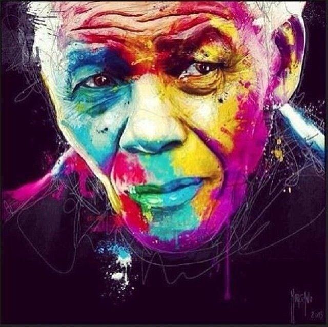 Nelson Mandela Mandela Day Paix démocratie Afrique du sud
