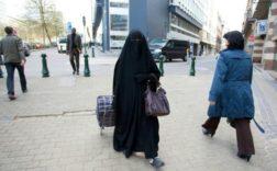 niqab hijab voile islamique burqa CEDH droit