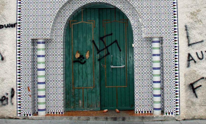 islamophobie acte France