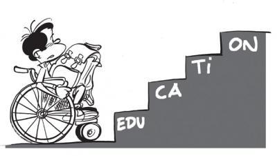 handicap enfants école