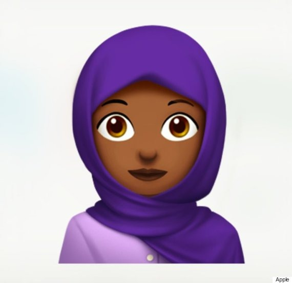 hijab Apple Facebook