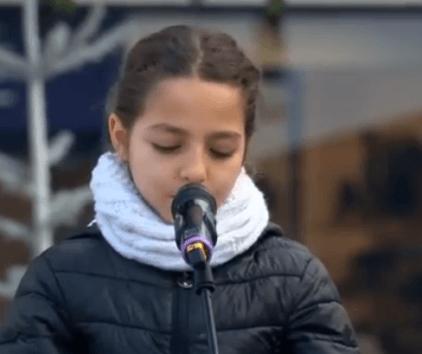 Fusillade Strasbourg: Sophia s'adresse aux musulmans