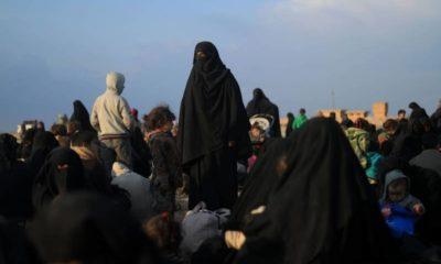 """Les femmes du califat, des """"épouses"""" aux """"combattantes"""""""