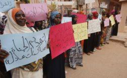 Les femmes soudanaises luttent pour leur révolution