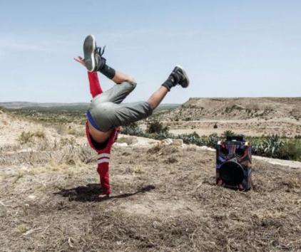 Au nord de la Tunisie, une école de breakdance permet de rêver à un avenir meilleur