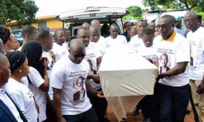 La Guinée pleure Mamoudou Barry