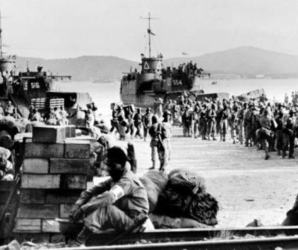 Les soldats venus d'Afrique à l'honneur pour les 75 ans du débarquement de Provence