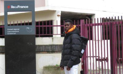 Sadou, élève modèle menacé d'expulsion