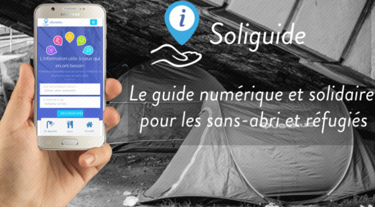 l'application Soliguide