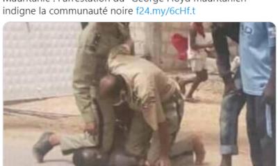 En Mauritanie, pays de populations mixtes, le gouvernement reste sourd aux revendications du mouvement Black Lives Matter (BLM) et continue une politique de racisme anti-Noir systémique.