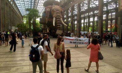 """l'inter-collectif nantais """"personne à la rue"""" regroue plus de 40 associations"""