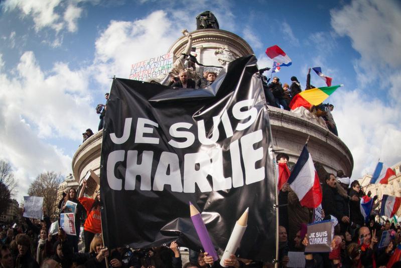 le triomphe des anti-Charlie