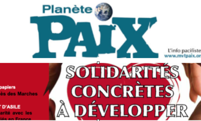 Planète Paix