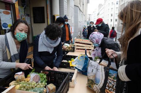 aide alimentaire: les nouvelles solidarités