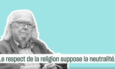 Alain Rey et la laïcité