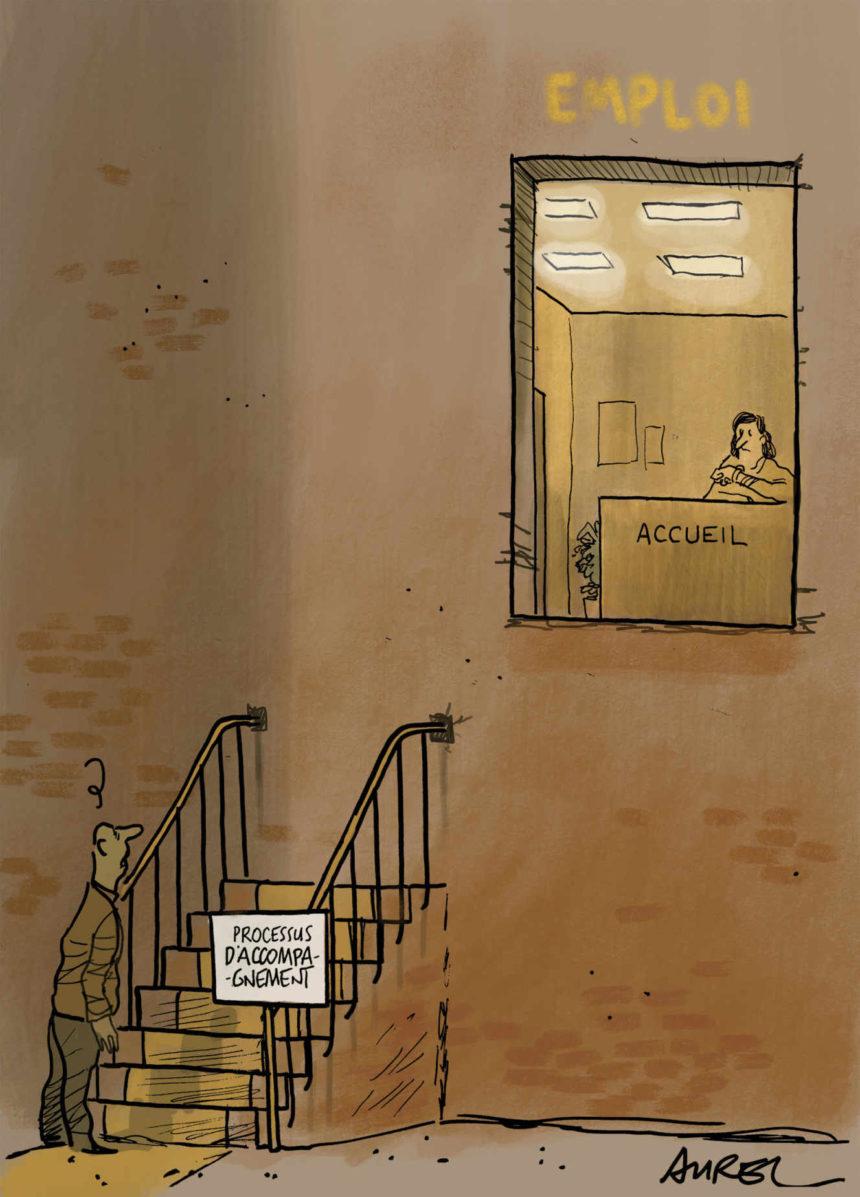 mbilisation contre les discriminations à l'emploi