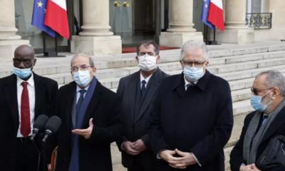 adoption de la charte des principes de l'Islam de France