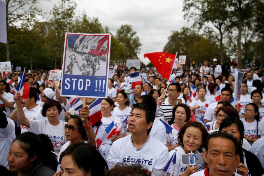 La pandémie a déclenché des réactions de haine contre les Chinois