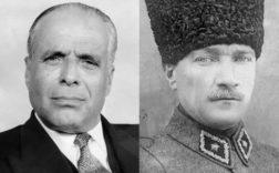 Habib Bourguiba et Mustapha Kemal - Atatürk et la laïcité