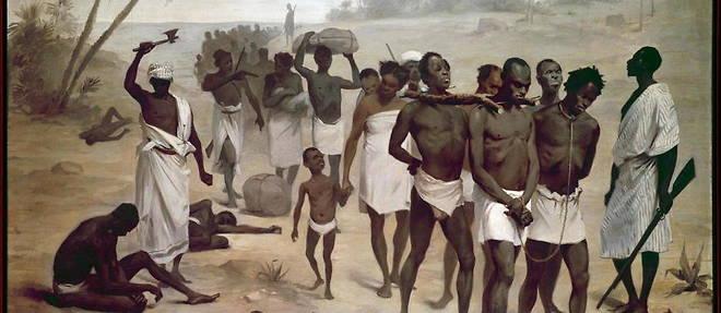 """""""les mondes de l'esclavage, histoire comparée.. """"éditions Seuil"""
