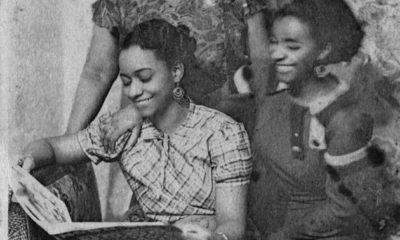 Paulette Nardal et sa sœur Lucy